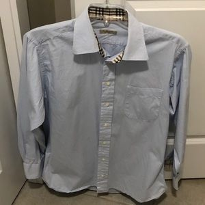 BURBERRY MEN SHIRT